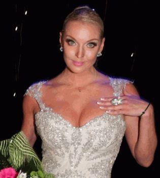 Анастасия Волочкова  — российская балерина и танцовщица